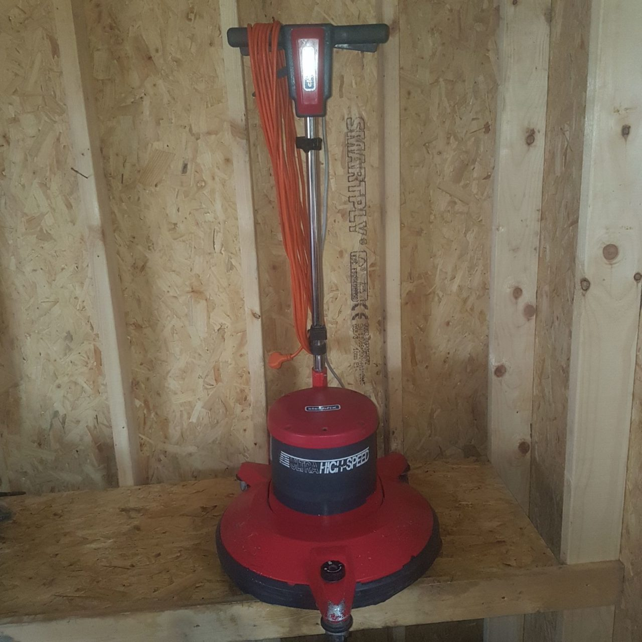 Floor Burnisher Machine – Cleanfix R 53-1100