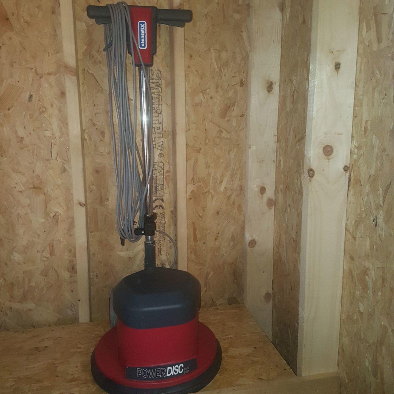 Floor Polishing Machine – Cleanfix Powerdisc 400