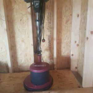 Minuteman Due Speed floor scrubber polisher machine for sale in ireland