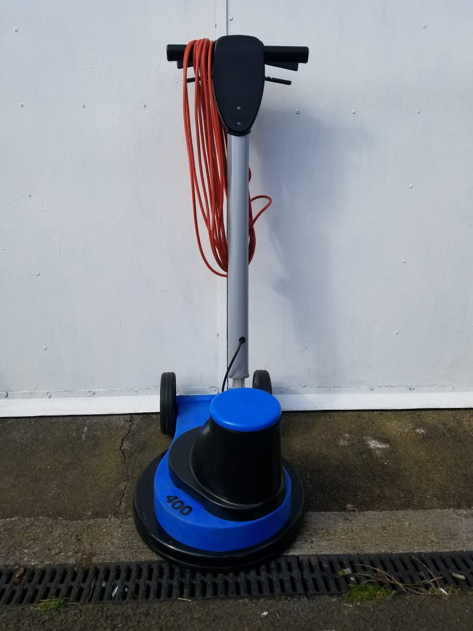 Floor Polishing Machine – Truvox 400RPM Floor Polisher