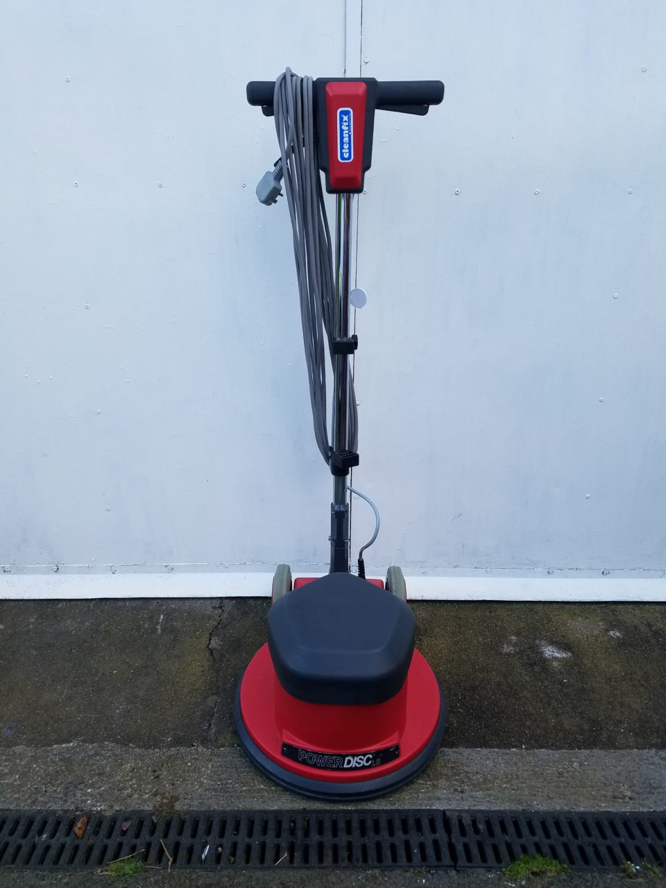 Floor Scrubbing Machine – Cleanfix 165