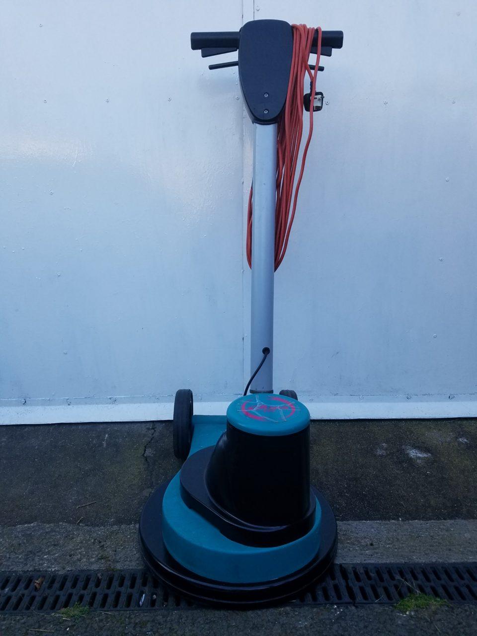 Floor Polishing Machine – Truvox Orbis 400 Floor Polisher