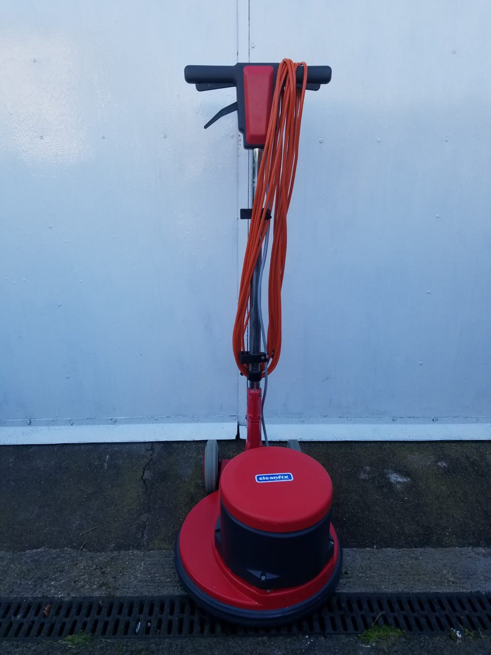Floor Scrubber Polisher Machine – Cleanfix Duo Speed