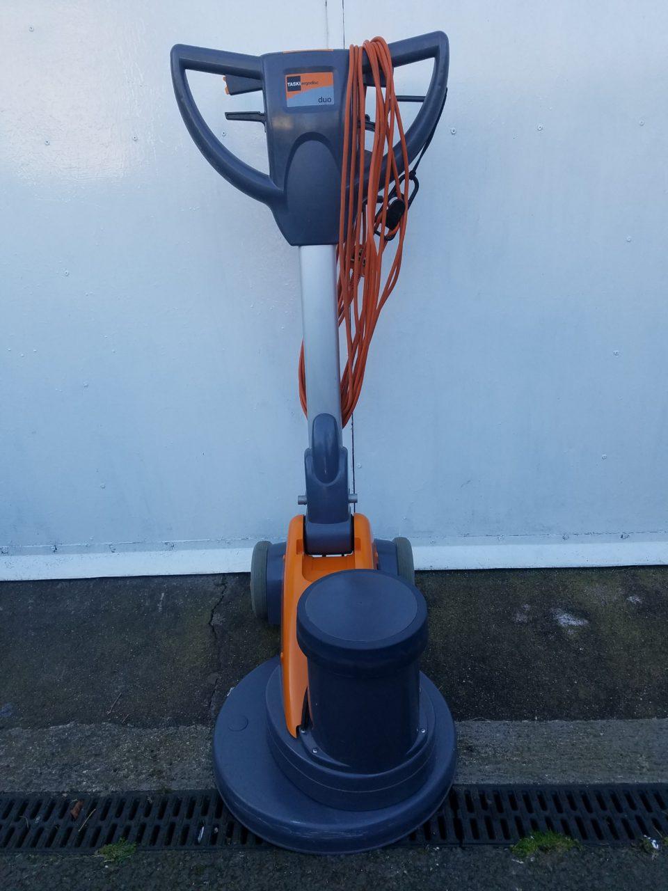 Floor Scrubber Polisher Machine – Taski Duo Speed